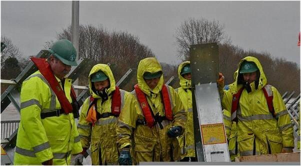Environment Agency Team