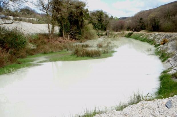 White water lagoon