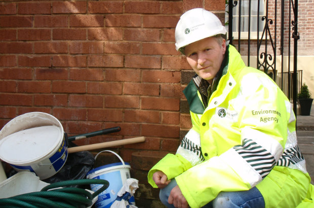 Dave Peers, Pollution Prevention and Control Officer