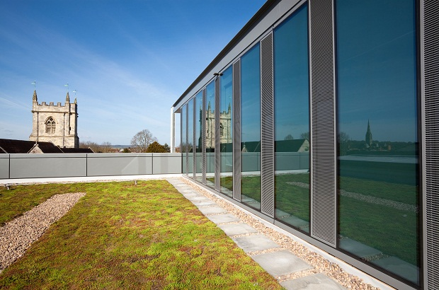 Green roof - Adapting to climate change