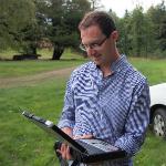 Nick Everard, hydro-acoustics technical adviser
