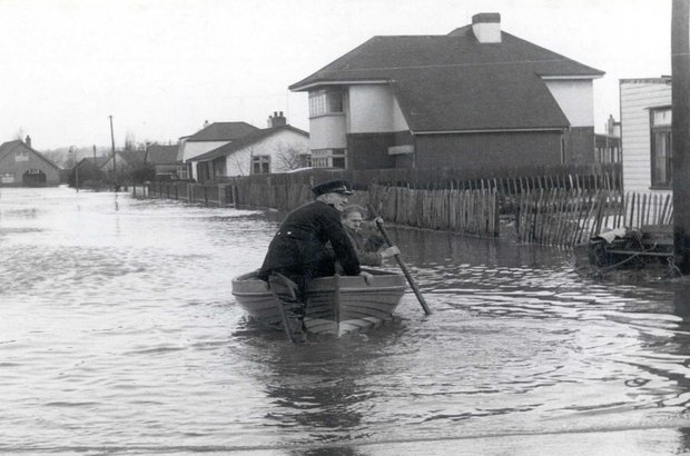 The impact of the 1953 tidal surge