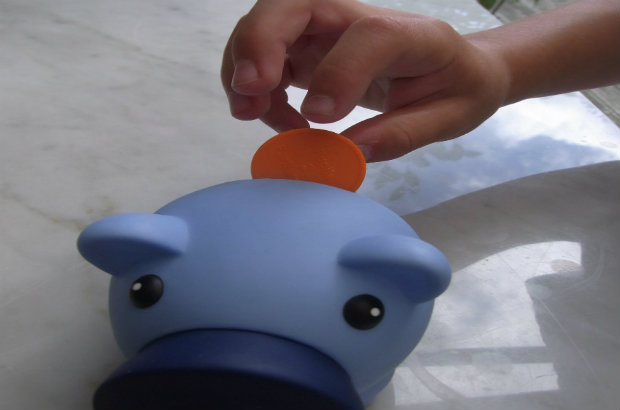 P2P voting piggy banks