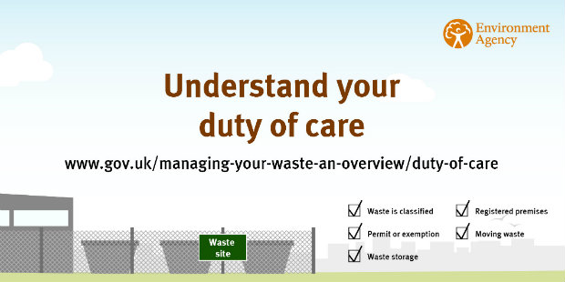 infographic on duty of care
