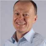 Head shot of Dr Andy Croxford