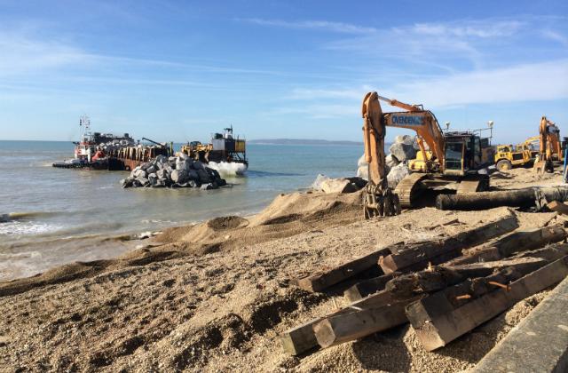 Broomhill sands rocks Adaptation blog