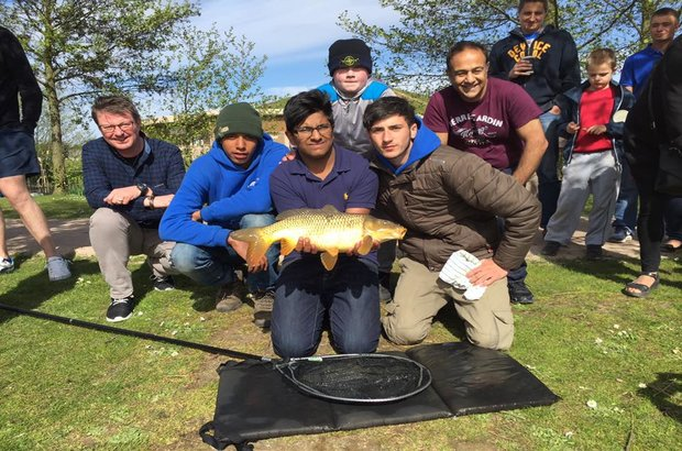 Get Hooked on Fishing has projects across the UK