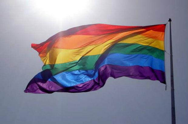 LGBT+ rainbow flag