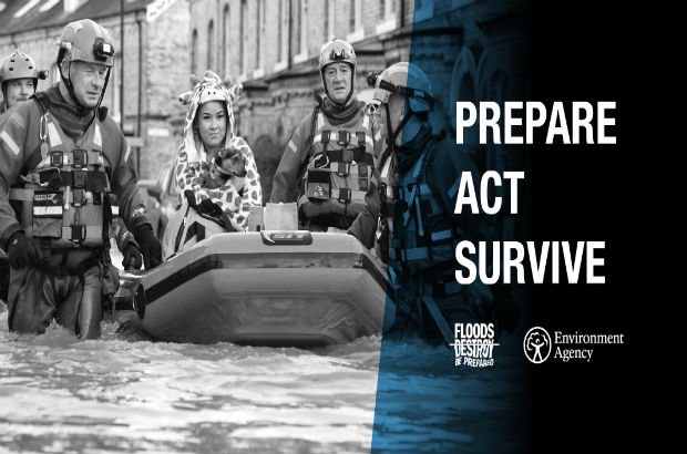 Prepare - act - survive